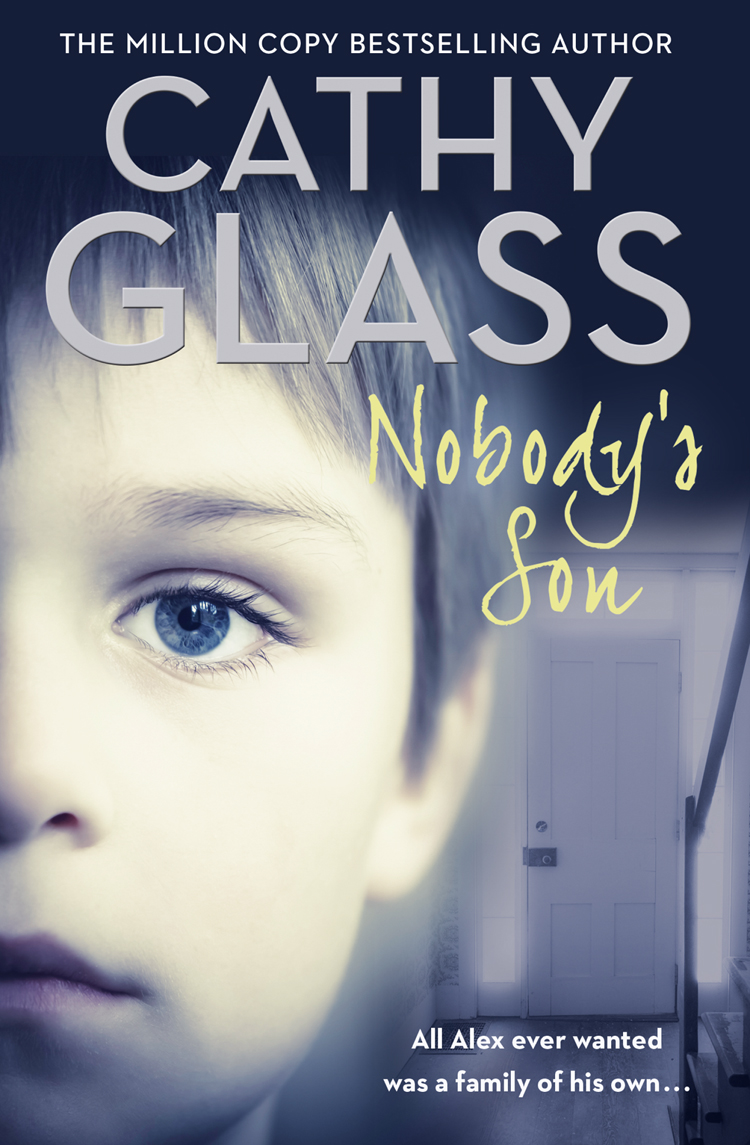Cathy Glass Nobody's Son: All Alex ever wanted was a family of his own a color of his own