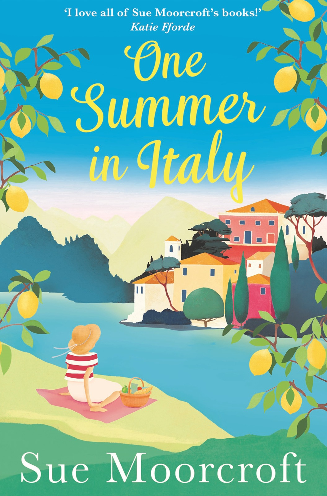 Sue Moorcroft One Summer in Italy: The most uplifting summer romance you need to read in 2018 romance in wires