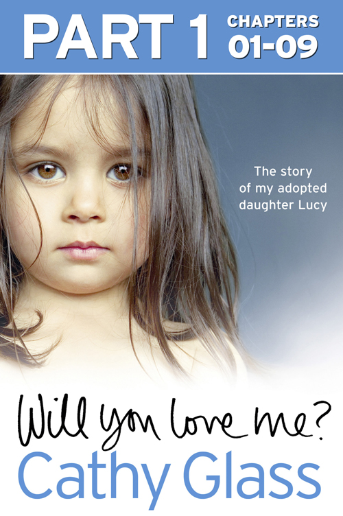 Cathy Glass Will You Love Me?: The story of my adopted daughter Lucy: Part 1 of 3 cathy glass will you love me the story of my adopted daughter lucy part 3 of 3