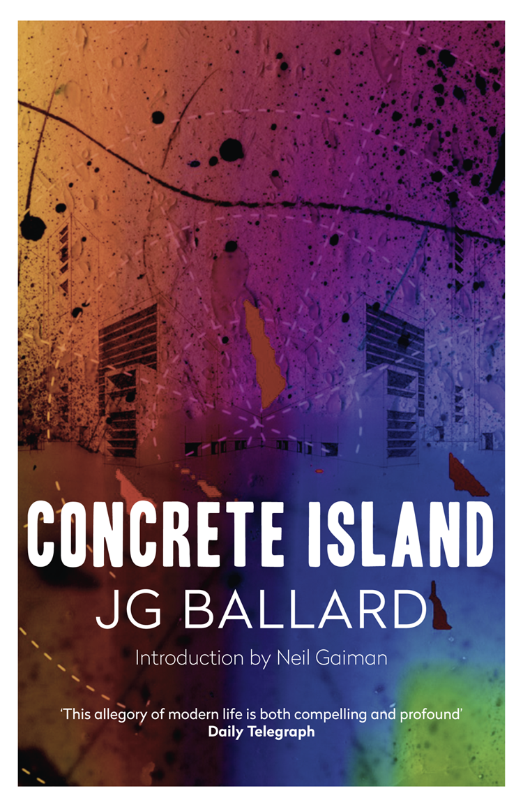 J. G. Ballard Concrete Island canizares a g offices designsource