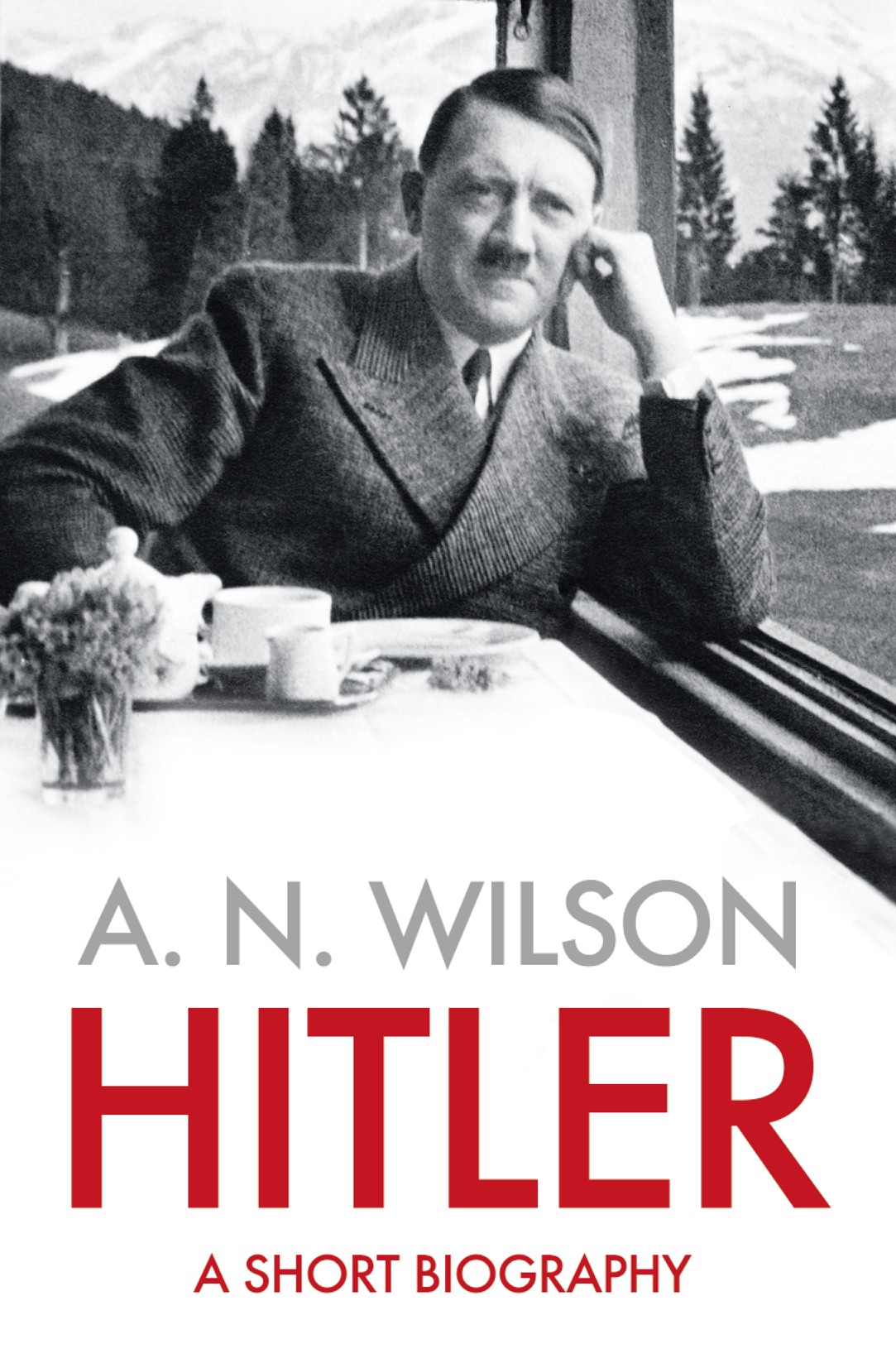 A. Wilson N. Hitler: A Short Biography n a mw00131