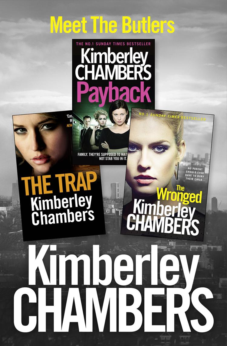 Kimberley Chambers Kimberley Chambers 3-Book Butler Collection: The Trap, Payback, The Wronged kimberley chambers the schemer