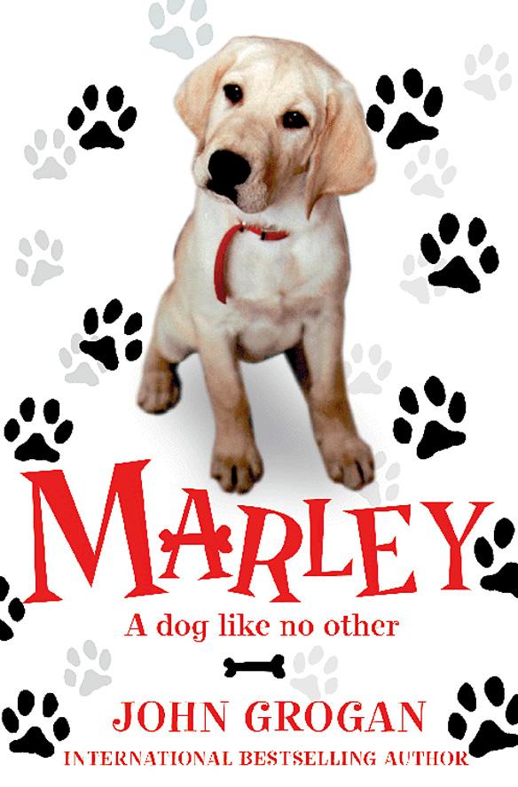 John Grogan Marley: A Dog Like No Other hill susan marley messy dog