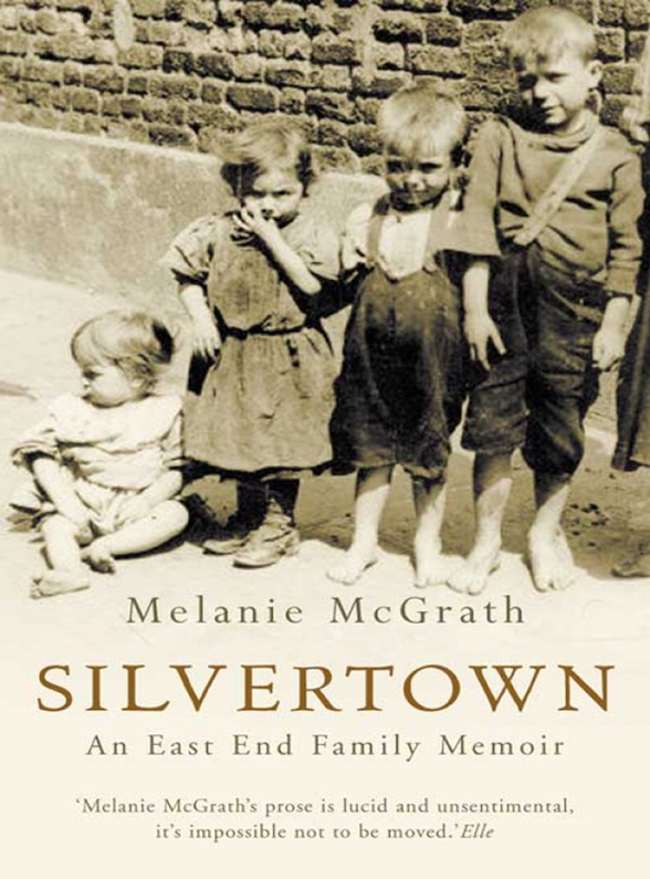 Melanie McGrath Silvertown: An East End family memoir landscape at the end of the century