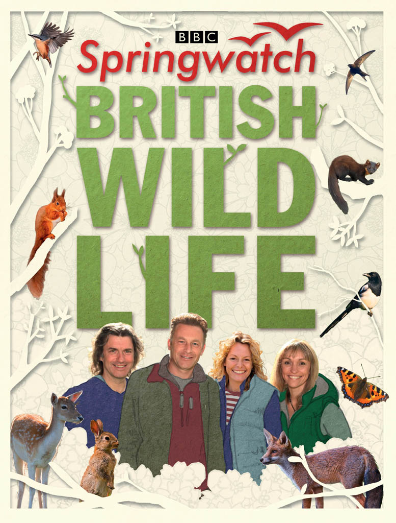 цены на Stephen Moss Springwatch British Wildlife: Accompanies the BBC 2 TV series  в интернет-магазинах
