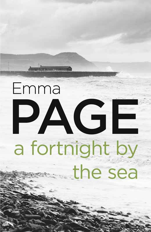 Emma Page A Fortnight by the Sea emma page scent of death