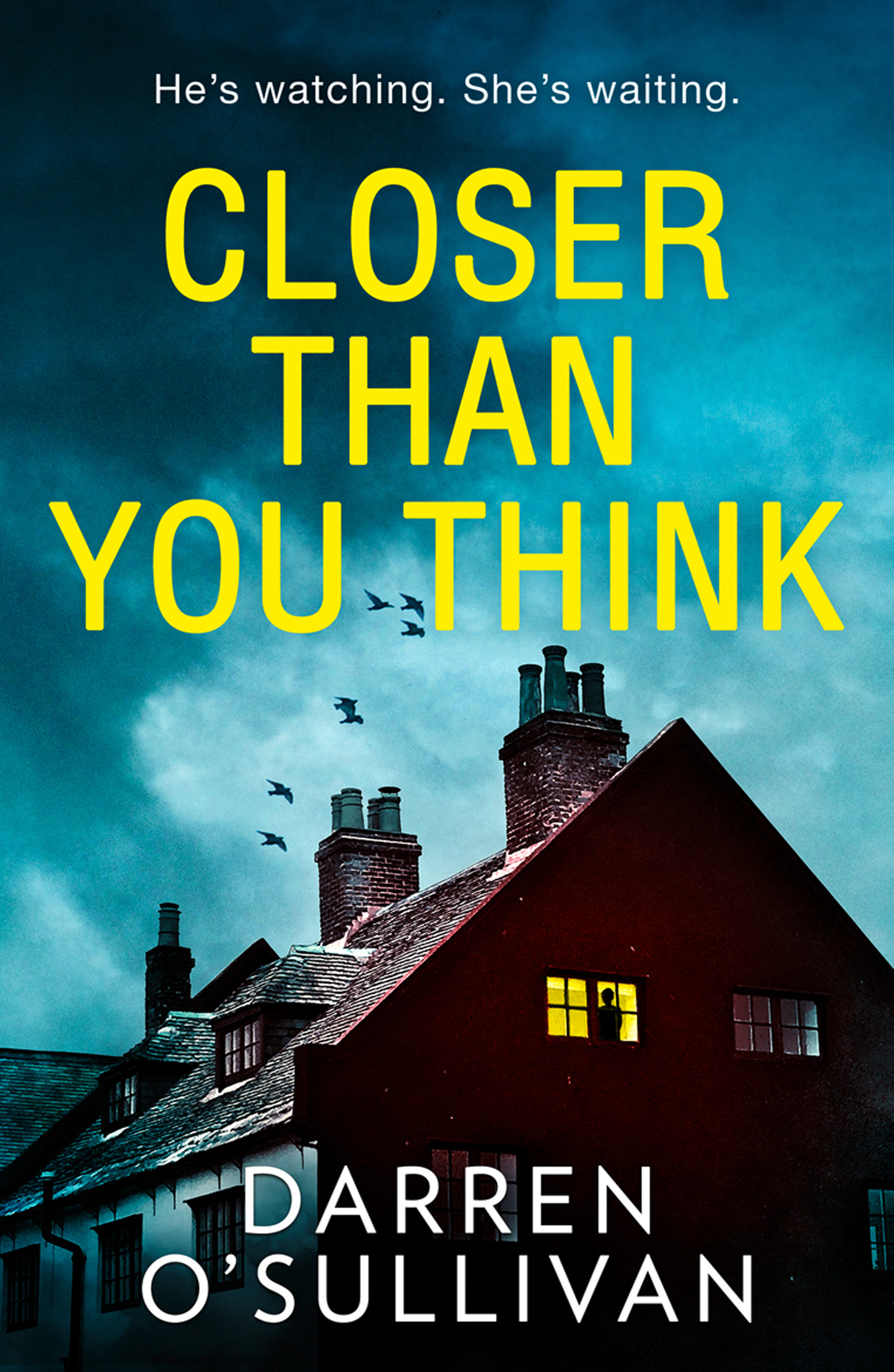 Darren O'Sullivan Closer Than You Think darren bresale the poetry of darren bresale