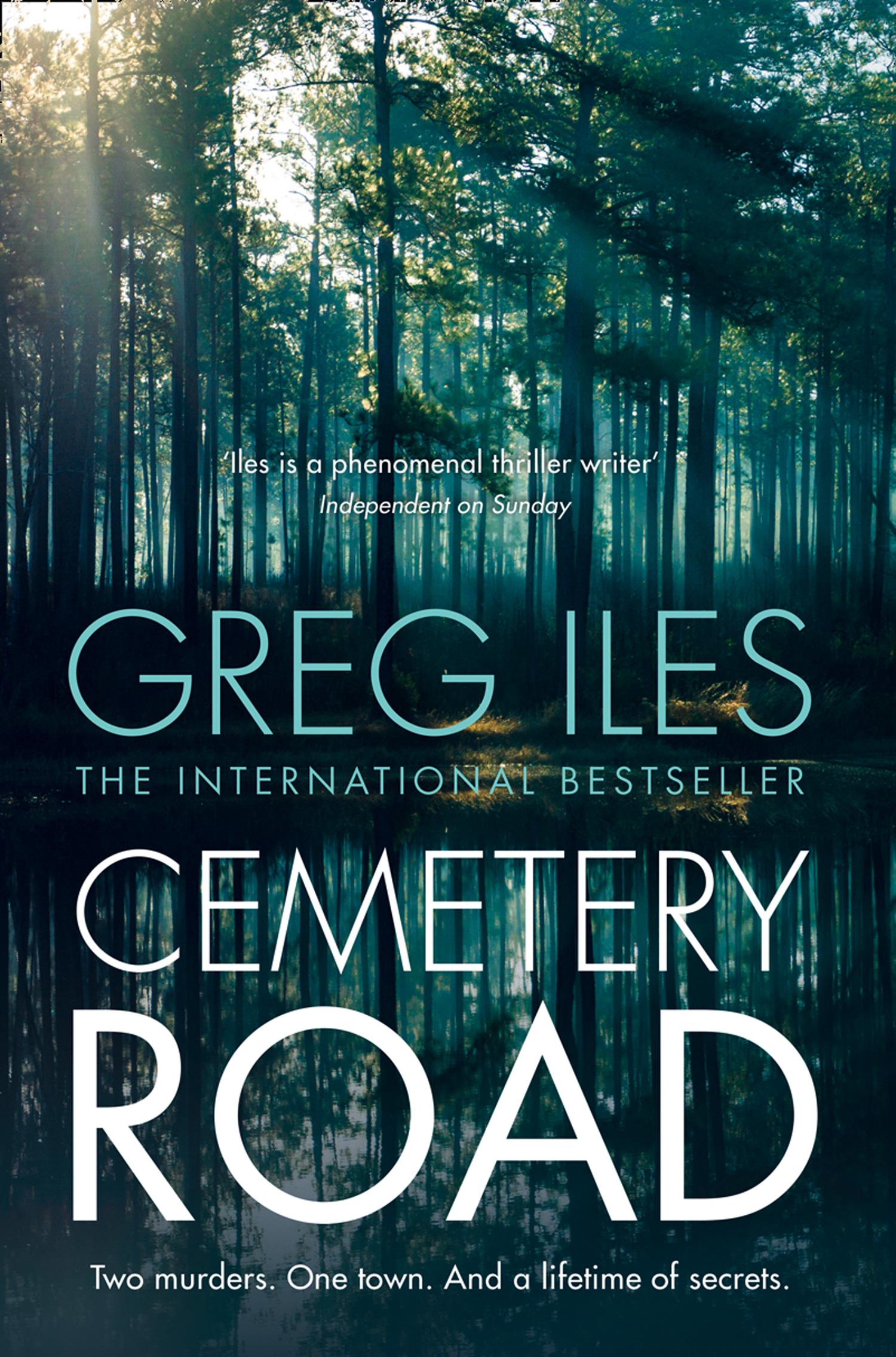 цена Greg Iles Cemetery Road онлайн в 2017 году