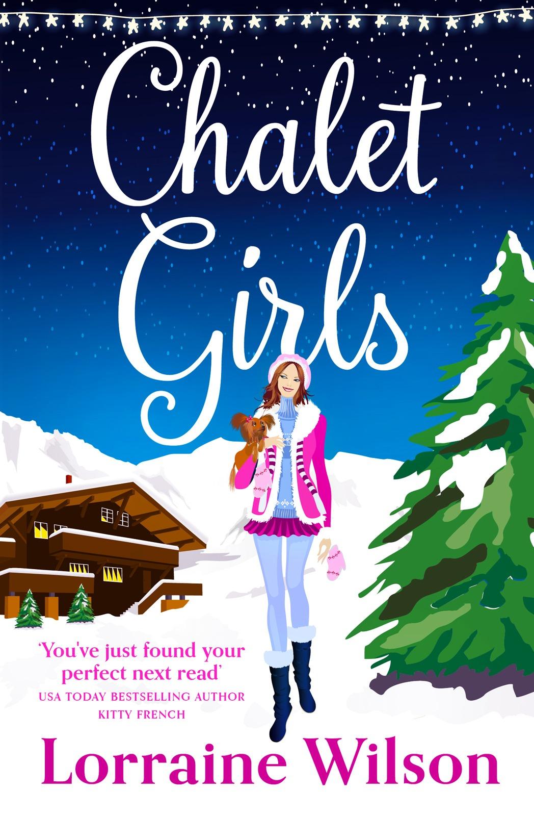 Lorraine Wilson Chalet Girls