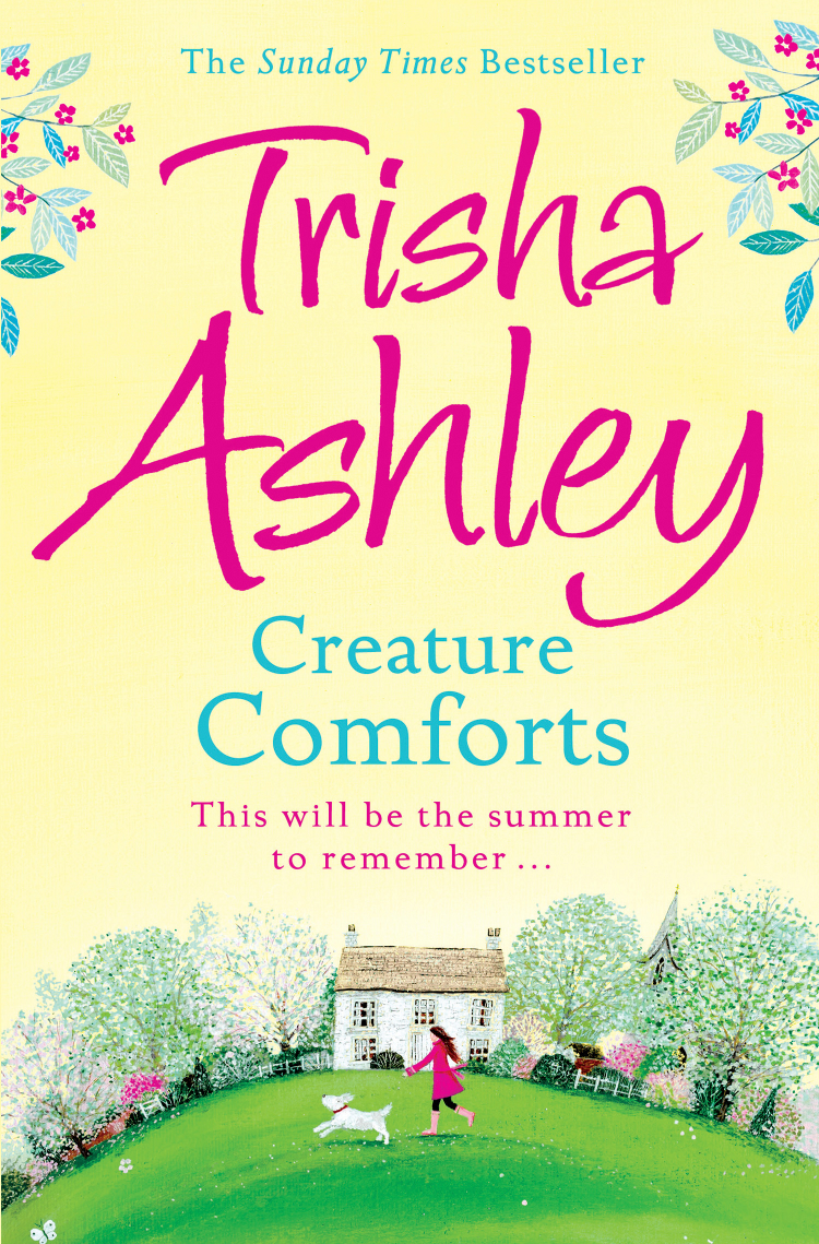 Trisha Ashley Creature Comforts life in a medieval village