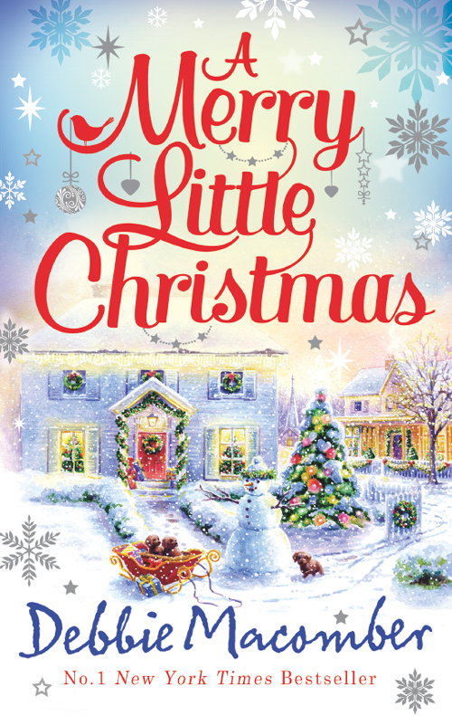 Debbie Macomber A Merry Little Christmas: 1225 Christmas Tree Lane / 5-B Poppy Lane environmental removable golden christmas tree pattern door stickers