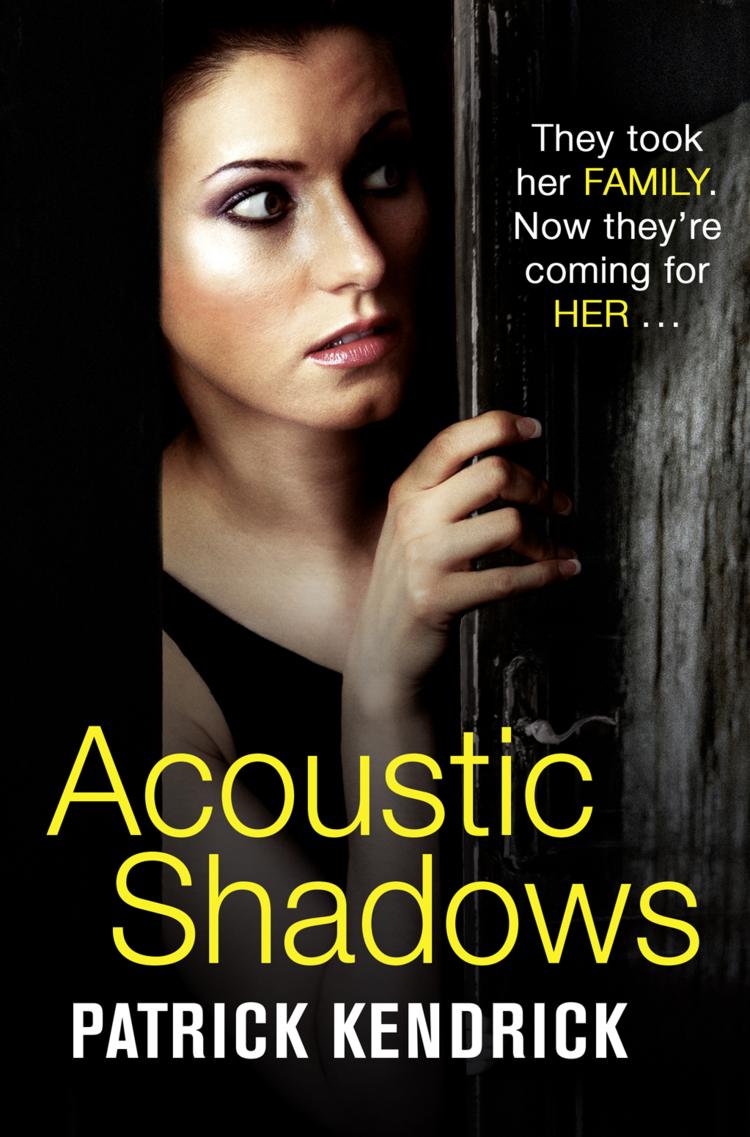 Patrick Kendrick Acoustic Shadows dimarzio acoustic model for acoustic guitar and bass black