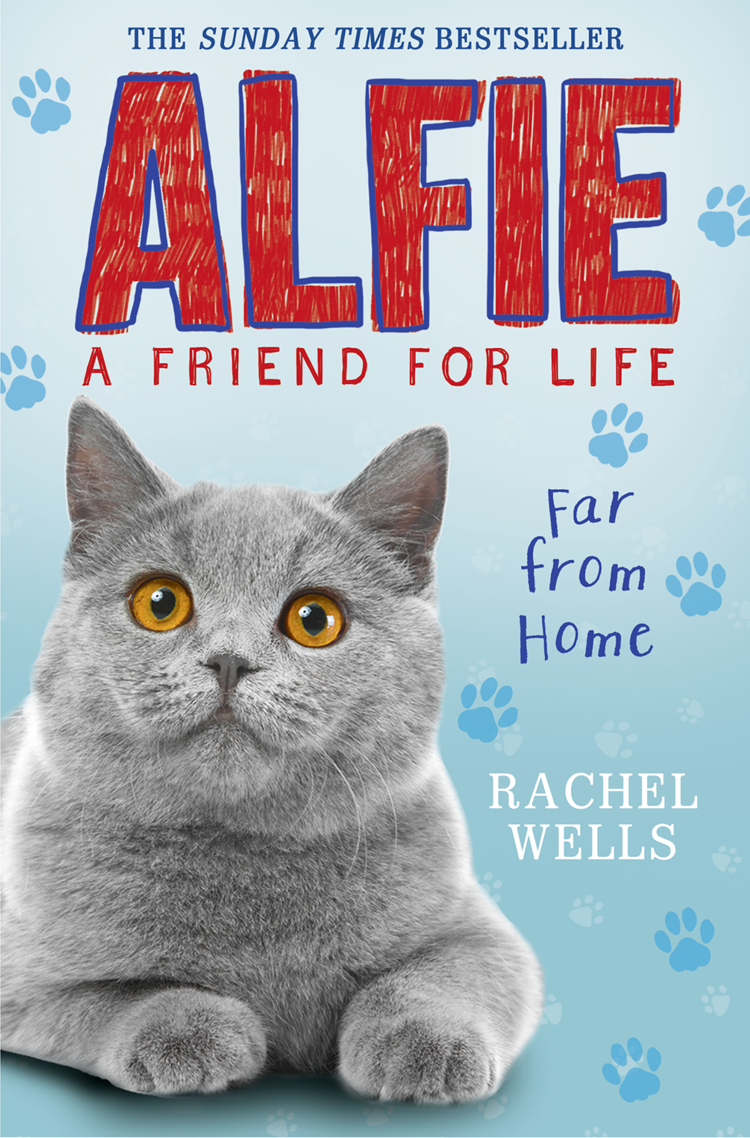 Rachel Wells Alfie Far From Home alfie weather