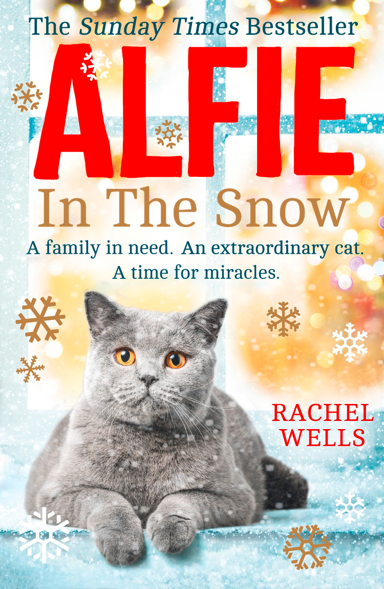 Rachel Wells Alfie in the Snow