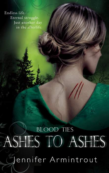Jennifer Armintrout Blood Ties Book Three: Ashes To Ashes jennifer armintrout blood ties book one the turning