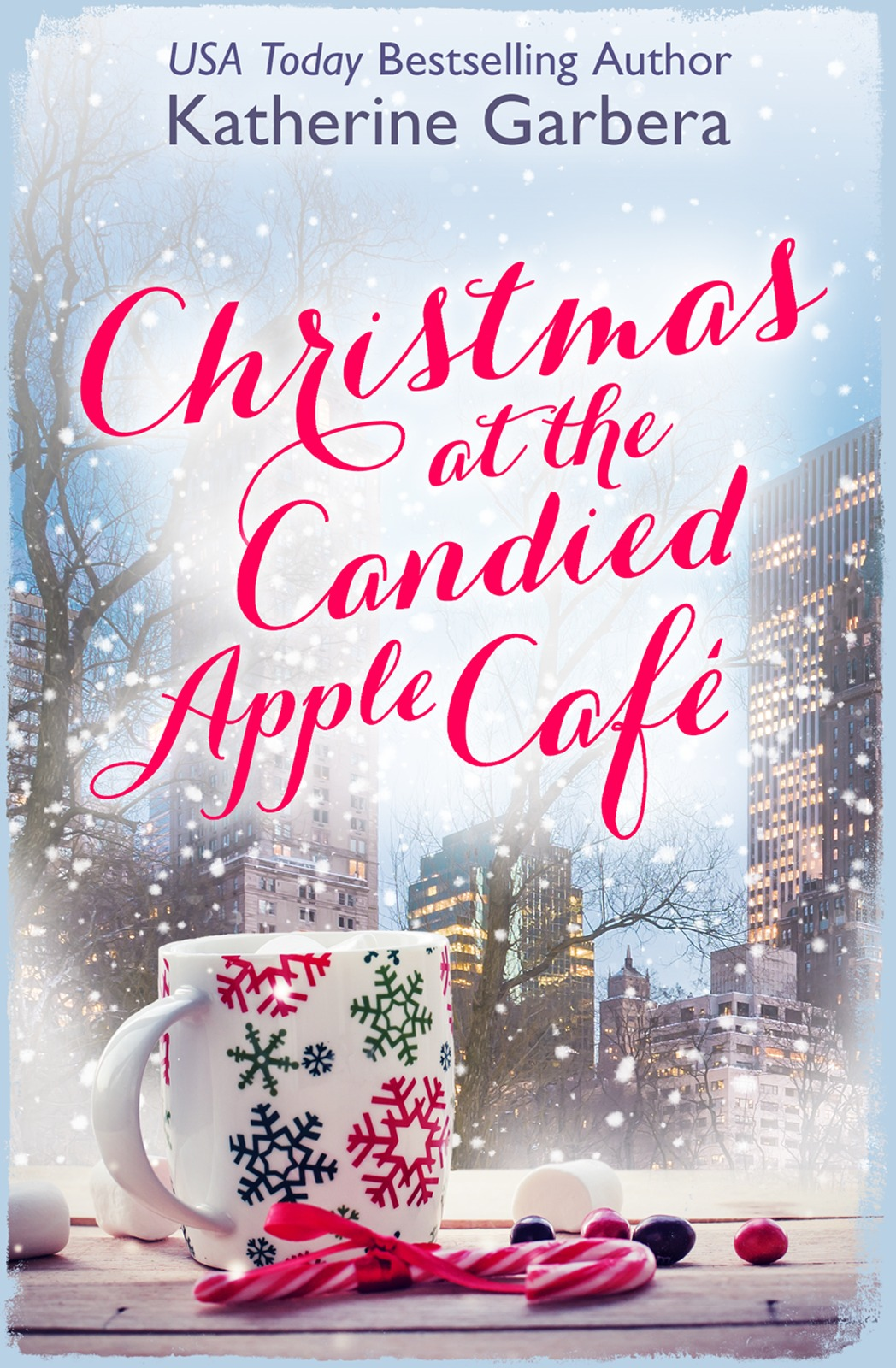 Katherine Garbera Christmas at the Candied Apple Café gingerbread loose at christmas