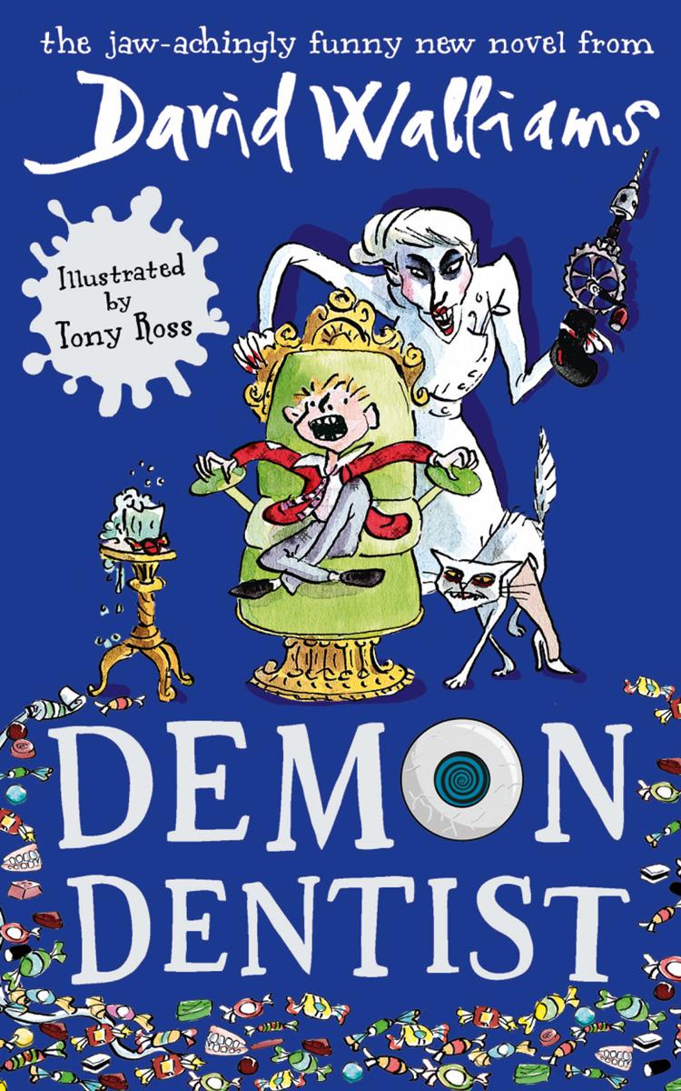 цены David Walliams Demon Dentist