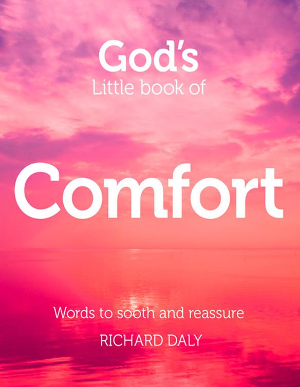 Richard Daly God's Little Book of Comfort цена