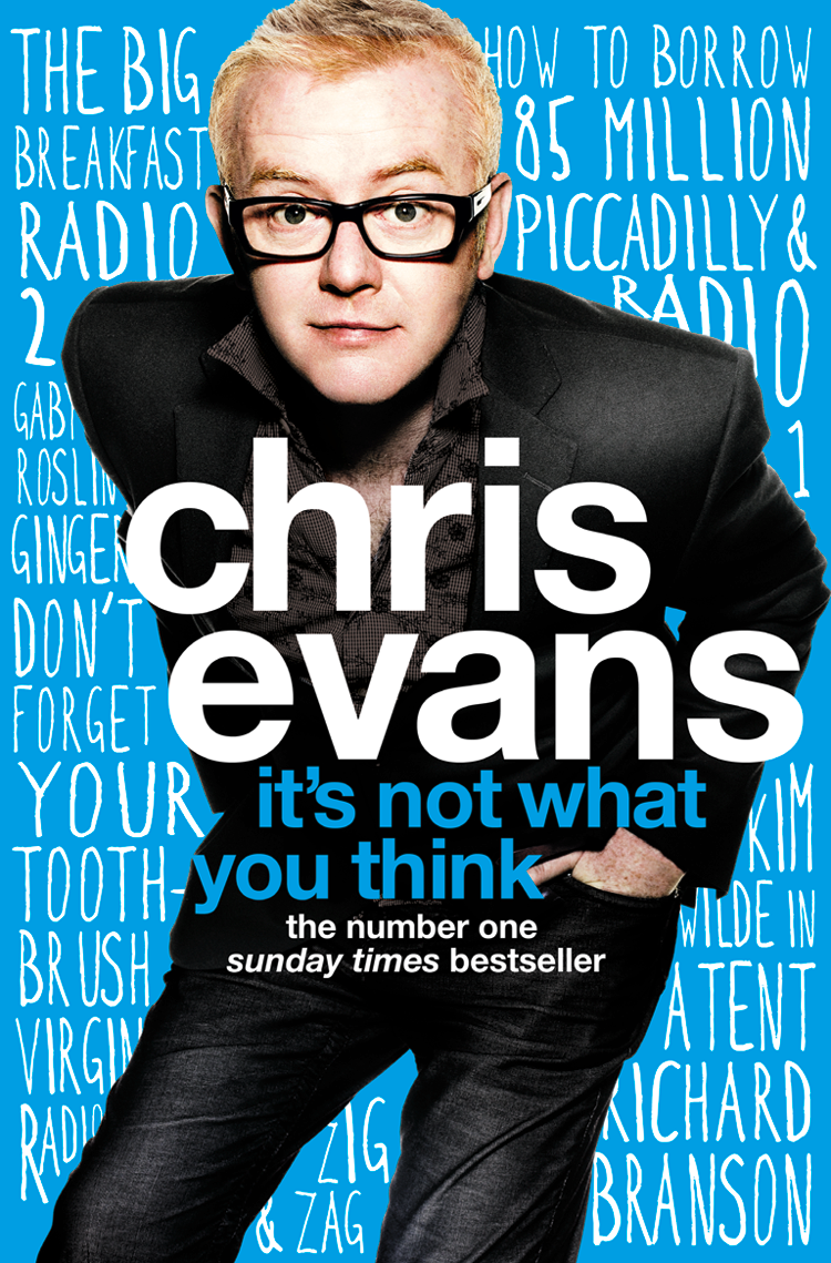 Chris Evans It's Not What You Think