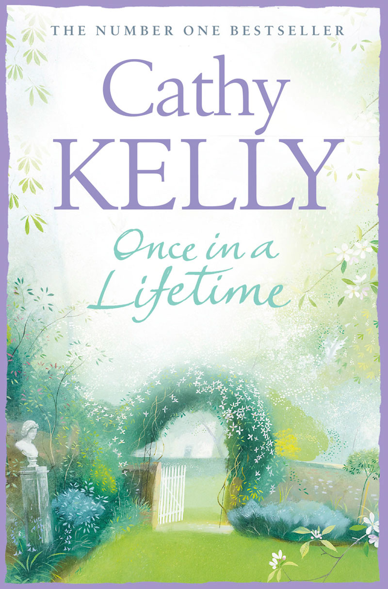 Cathy Kelly Once in a Lifetime cathy kelly cathy kelly 3 book collection 1 lessons in heartbreak once in a lifetime homecoming