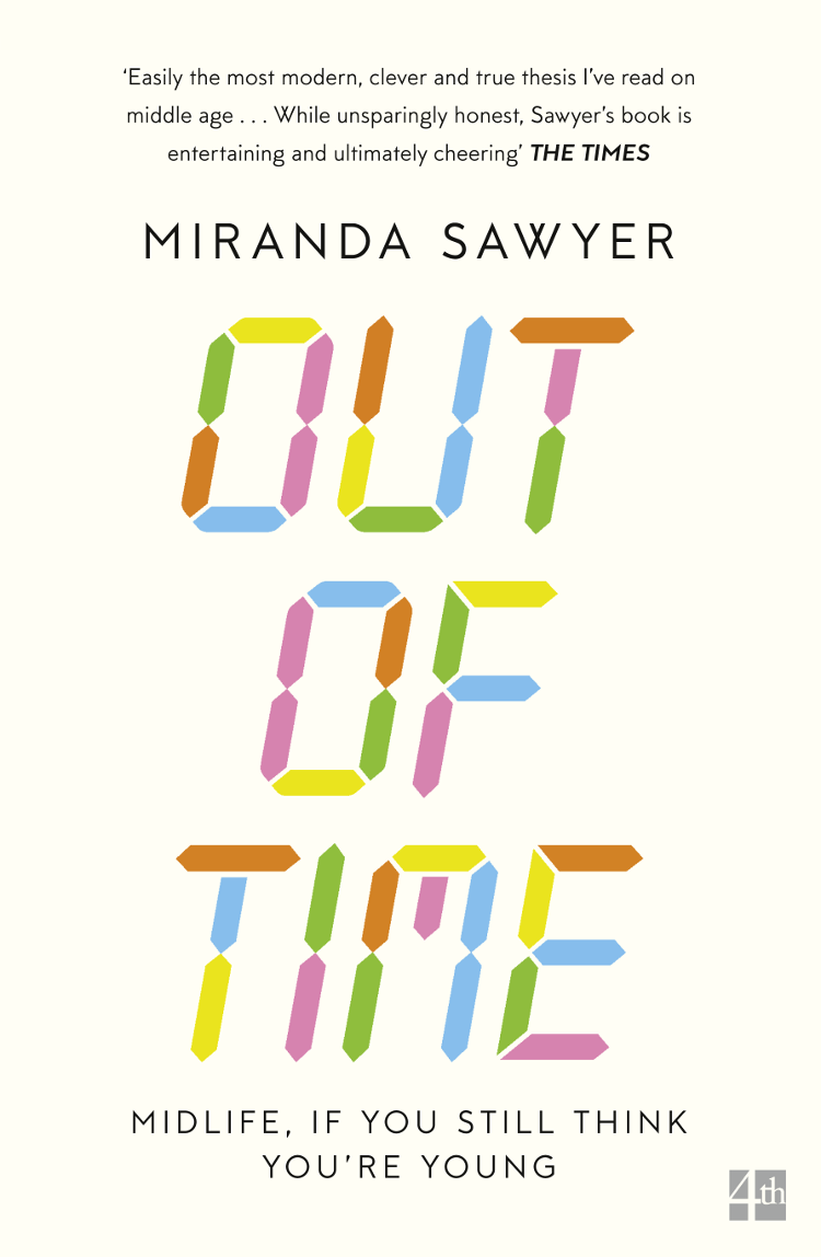 Фото - Miranda Sawyer Out of Time printio blah blah blah