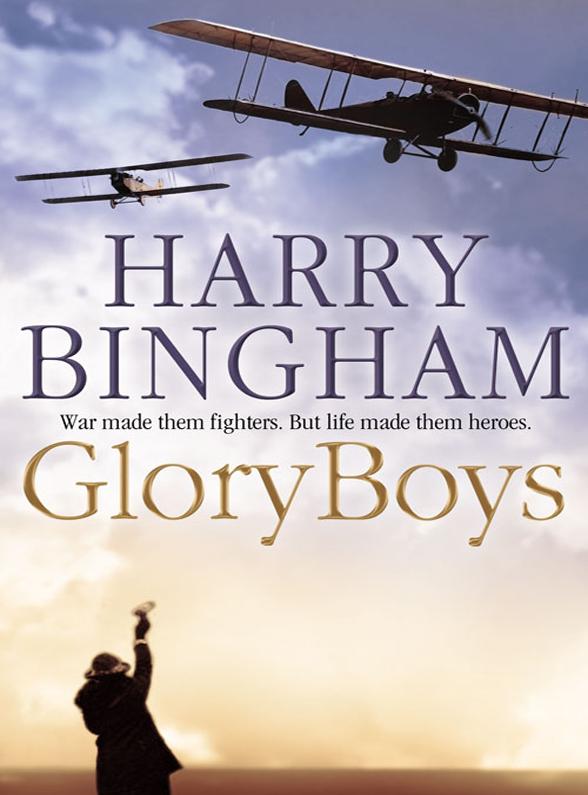 Harry Bingham Glory Boys harry bingham the sons of adam