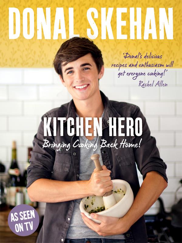 Donal Skehan Kitchen Hero salads
