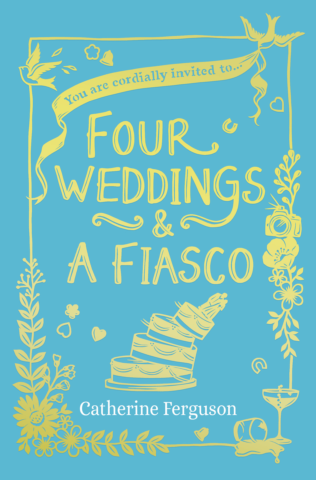 Catherine Ferguson Four Weddings and a Fiasco цена и фото