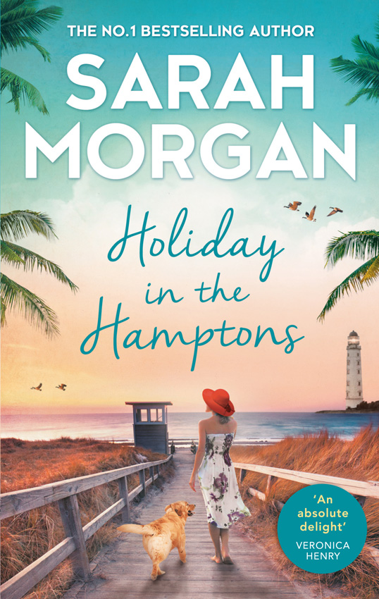 Sarah Morgan Holiday In The Hamptons цена