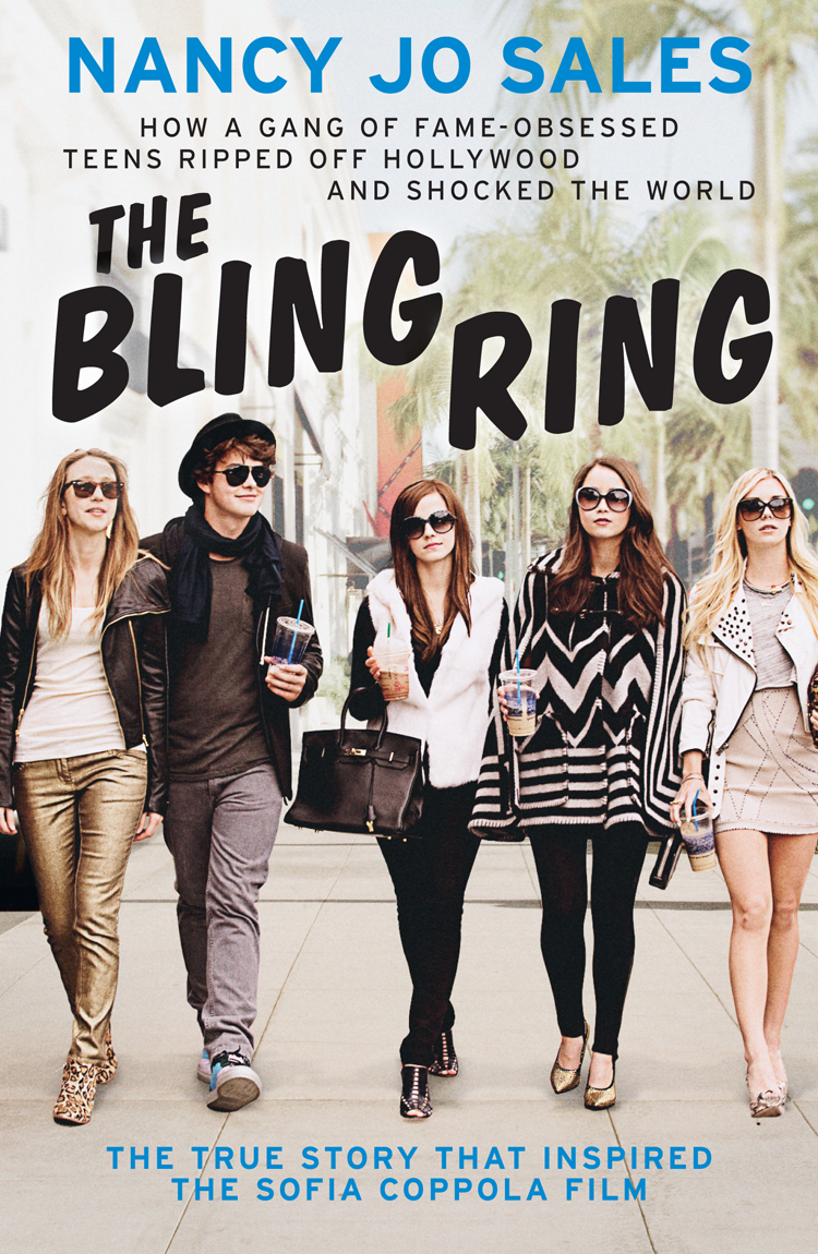 Nancy Sales Jo The Bling Ring: How a Gang of Fame-obsessed Teens Ripped off Hollywood and Shocked the World asymmetrical ripped leggings