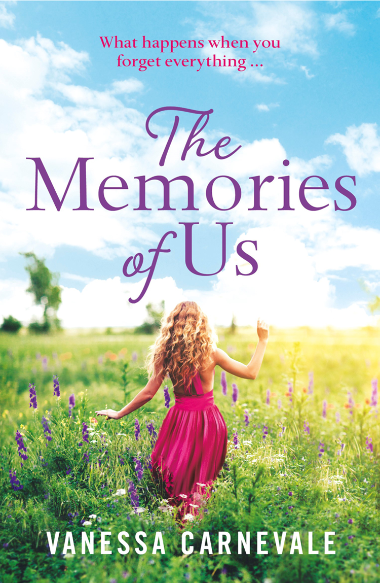 Vanessa Carnevale The Memories of Us: The best feel-good romance to take with you on your summer holidays in 2018 140m f8n c25 ser c used in good condition with free dhl ems