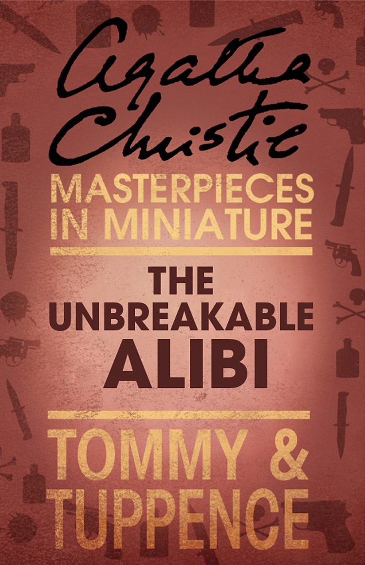 The Unbreakable Alibi: An Agatha Christie Short Story