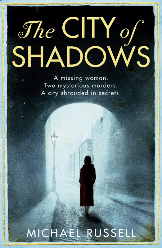 Michael Russell The City of Shadows sick of shadows