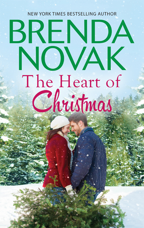 Brenda Novak The Heart of Christmas дверь novak