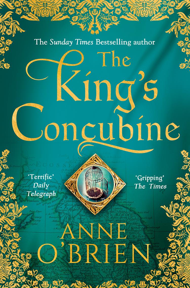 Anne O'Brien The King's Concubine трековый светодиодный светильник elektrostandard accord 20w 3300k 4690389112188