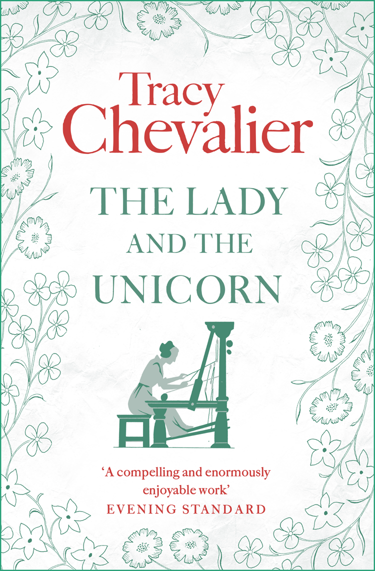 Tracy Chevalier The Lady and the Unicorn dorothy elbury the officer and the lady