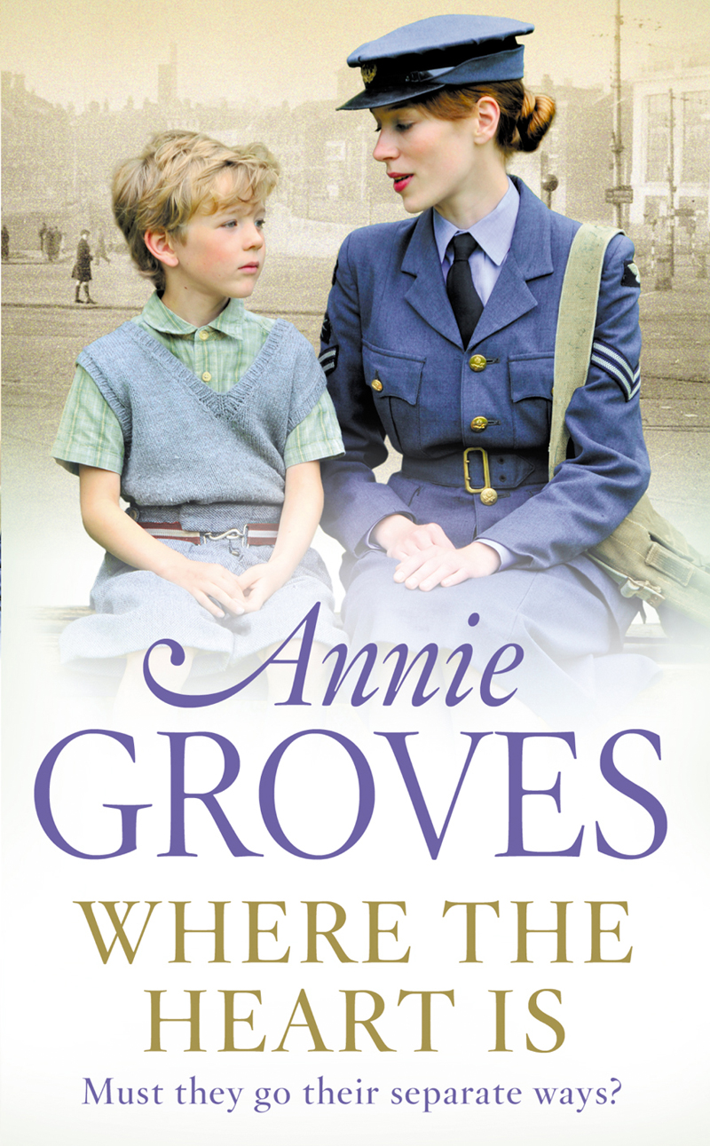 Annie Groves Where the Heart Is annie groves london belles