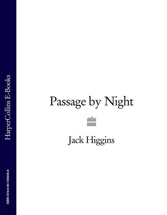 Jack Higgins Passage by Night garth ennis john higgins pride