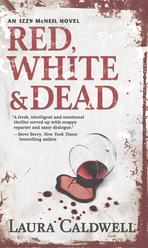 цена Laura Caldwell Red, White & Dead в интернет-магазинах