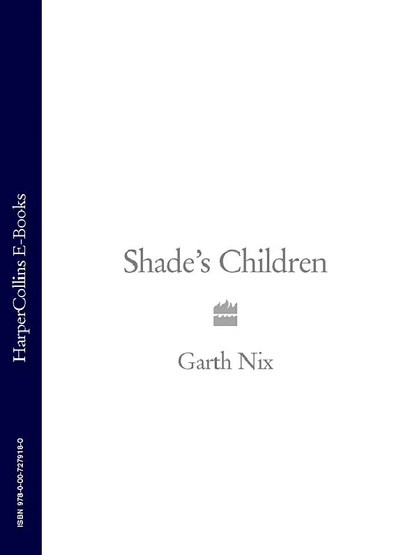 Garth Nix Shade's Children garth ennis john higgins pride