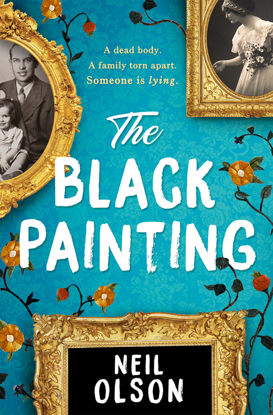 Neil Olson The Black Painting record of the family of levi kimball and some of his descendants