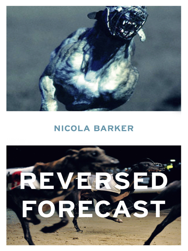 лучшая цена Nicola Barker Reversed Forecast