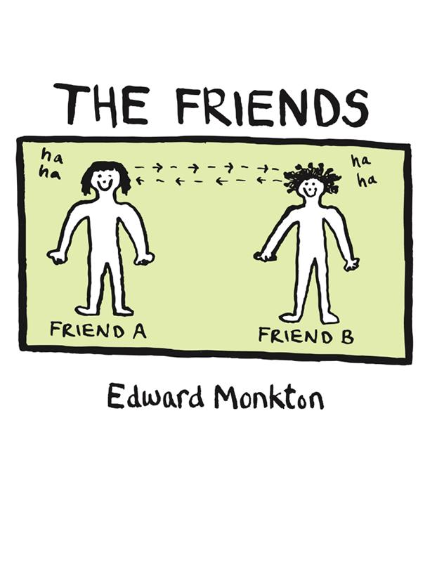 Edward Monkton The Friends цена и фото