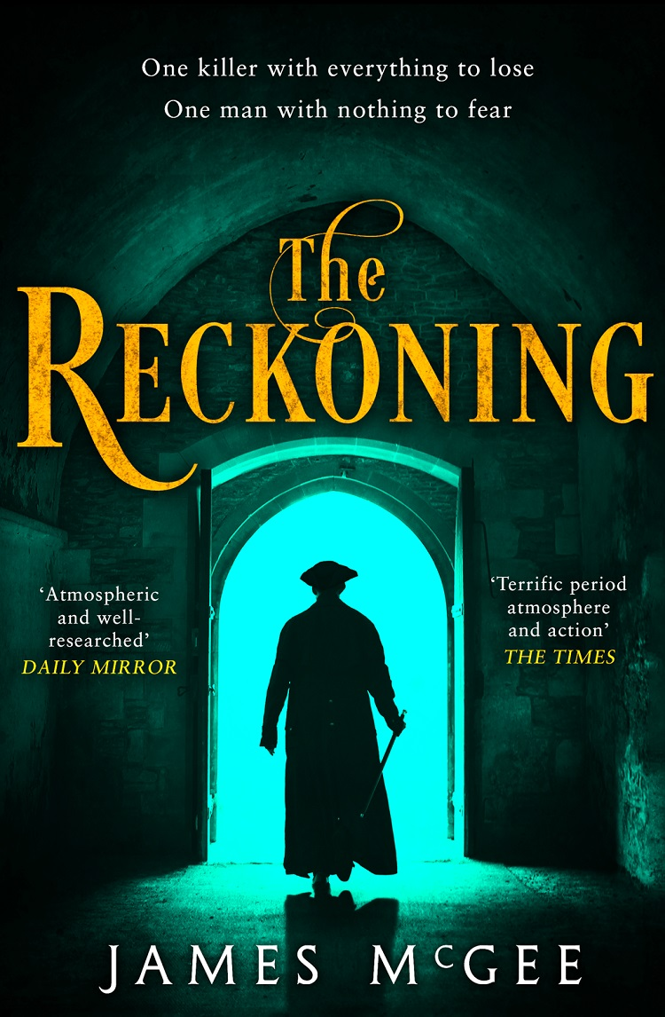 James McGee The Reckoning the black reckoning