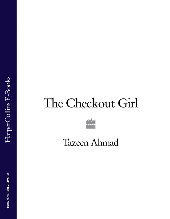 лучшая цена Tazeen Ahmad The Checkout Girl