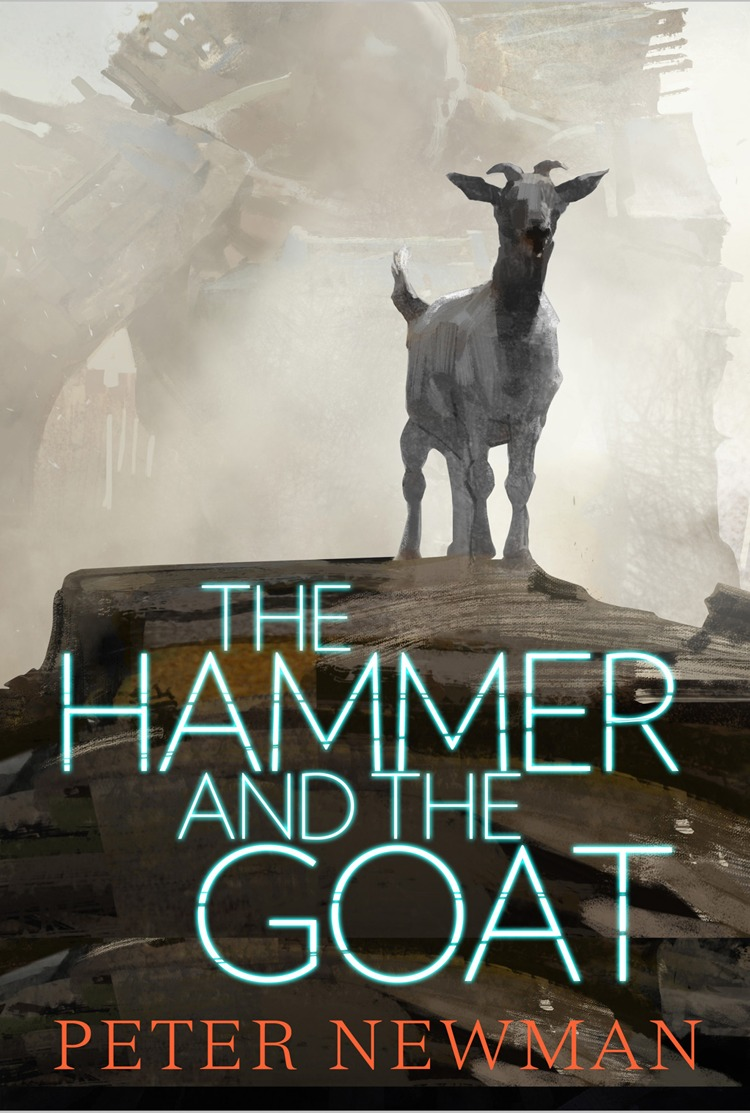 Peter Newman The Hammer and the Goat peter straub in the night room