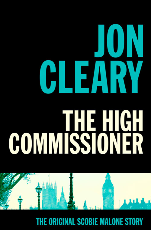 Jon Cleary The High Commissioner murder in the supreme court