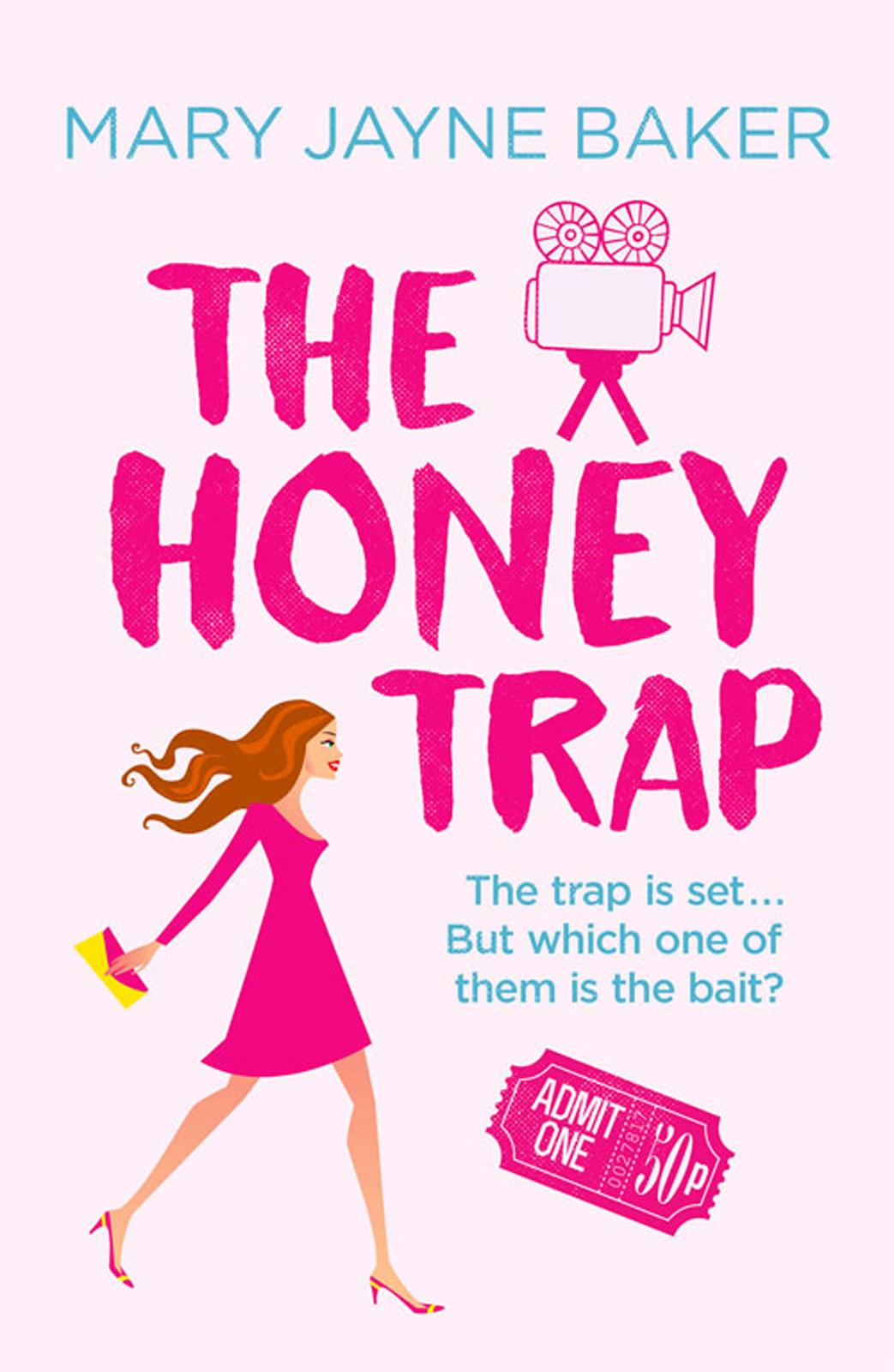 Mary Baker Jayne The Honey Trap sanji and the baker