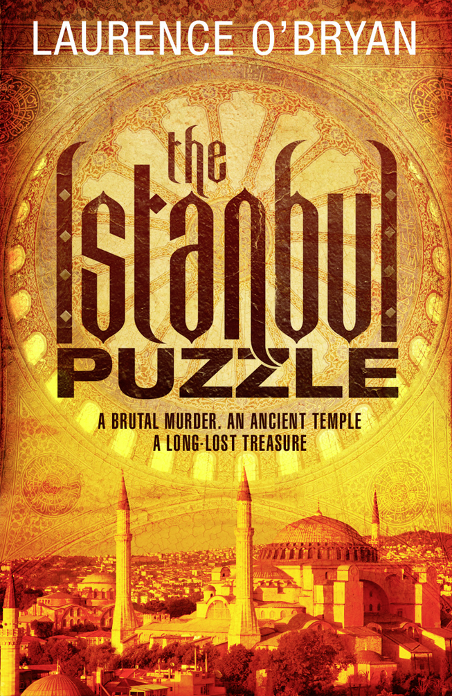 Laurence O'Bryan The Istanbul Puzzle