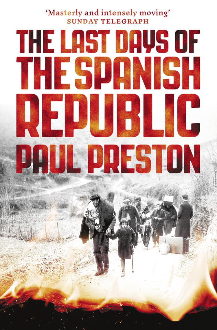 лучшая цена Paul Preston The Last Days of the Spanish Republic